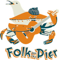 Folk on the Pier logo